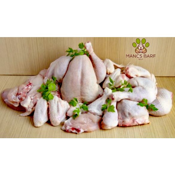 Csirke Darabok