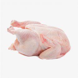 Csirke egészben