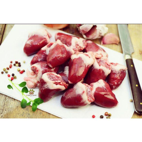 Csirke szív Kimérős 2,1-3 kg kiszerelésben