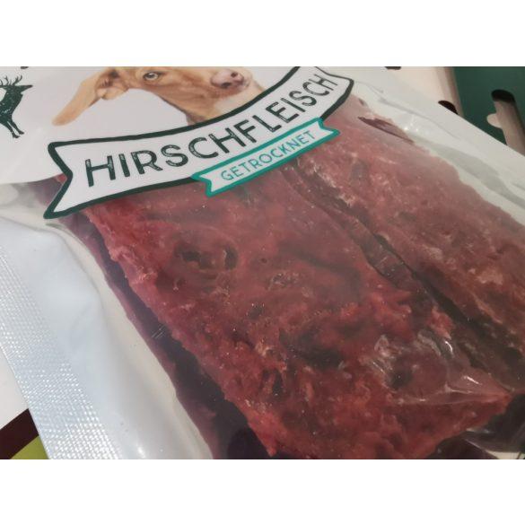 Szarvas hús szárítva, Dokas