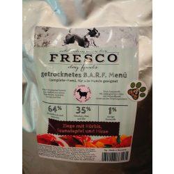 Kecske komplett menü Fresco