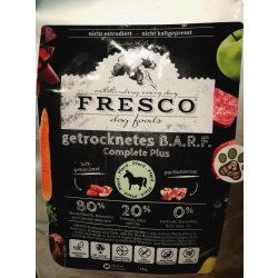 Ló komplett menü Fresco