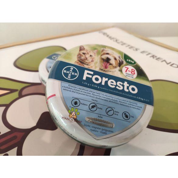 Foresto nyakörv kutya-macska
