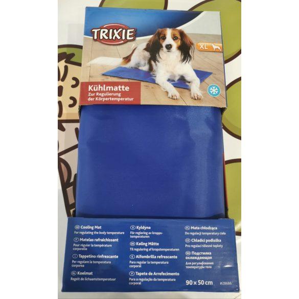 Hűtő matrac, Trixie, kék
