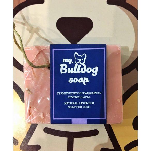 Szilárd szappan, Levendula, My Bulldog 100g