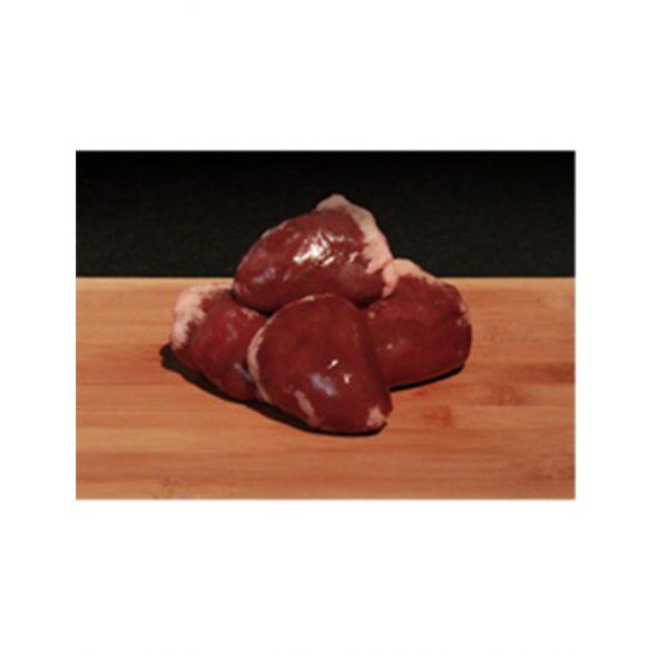 Pulyka szív